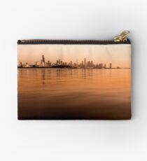 Cooper Tinted Chicago Skyline Studio Pouch