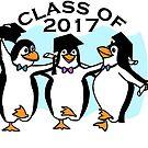 Graduation Penguins - Class of 2017 by Gravityx9