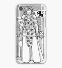 Tarot: Strength iPhone Case/Skin