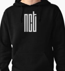 NCT - Logo Pullover Hoodie