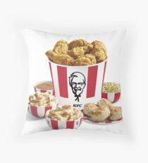 KFC  Throw Pillow