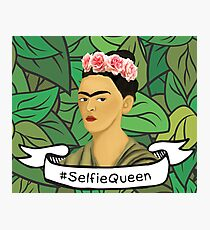 Frida Khalo  Photographic Print