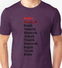 Rupaul's Drag Race Winners With Katya Zamolodchikova T-Shirt