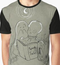 Spooky Tales Graphic T-Shirt