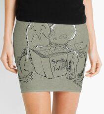 Spooky Tales Mini Skirt