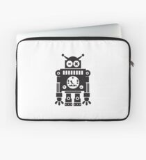 Cute Robot 6 Laptop Sleeve