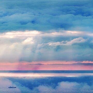 Celestial light by CatyArte