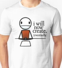 "TheMeatly - ""I Will Now Create"" T-Shirt"