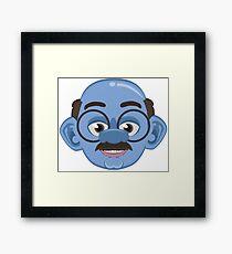 "Tobias ""I Just Blue Myself"" Funke from Arrested Development Framed Print"