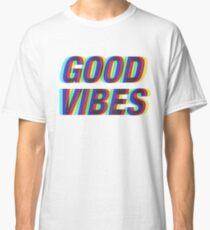 Gute Stimmung Techicolor Classic T-Shirt