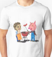 People lover's Barbecue T-Shirt