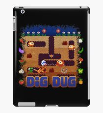 Dug Dig iPad Case/Skin
