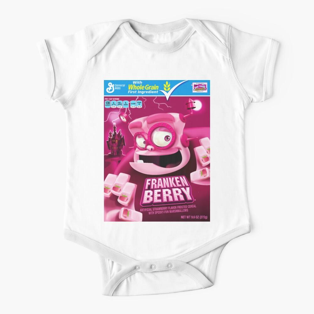 franken berry cereal killer fan art Baby Body