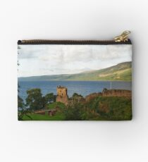 Urquhart Castle and Loch Ness Studio Pouch