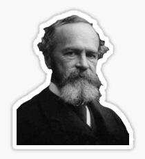 William James Sticker