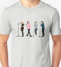 One Direction 8 Unisex T-Shirt
