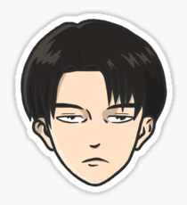Corporal Levi Ackerman Sticker