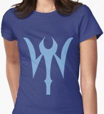 Strange symbol Women's Fitted T-Shirt