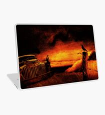 Truck Stop Hell, near Margate, Tasmania Laptop Skin