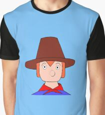 Windy Miller Graphic T-Shirt