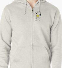 Snoopy Zipped Hoodie