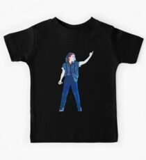 Christine and the queens singing Kids Tee