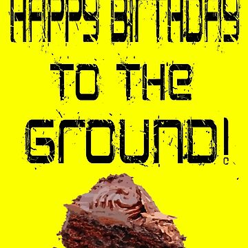 The Lonely Island - Happy Birthday To The Ground! by barrelroll1