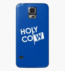 holy cow - cubs world series champs Case/Skin for Samsung Galaxy