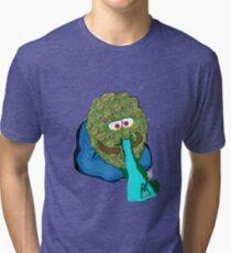 Smoke Bud Tri-blend T-Shirt