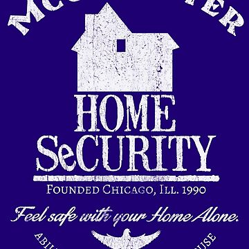 McCallister Home Security  by Robiberg