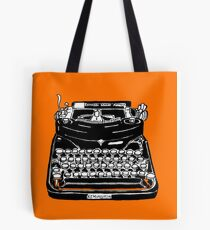 Remington Portable Typewriter Tote Bag