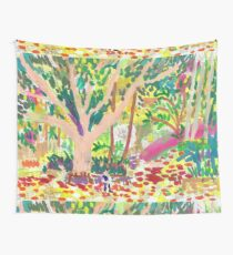 Fitzroy Gardens Wall Tapestry