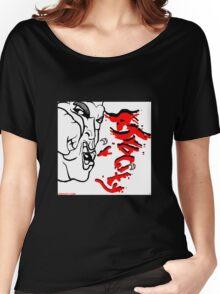 Atrocity Corp. : FacePunch Women's Relaxed Fit T-Shirt