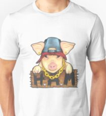 TuPork Shakur Unisex T-Shirt
