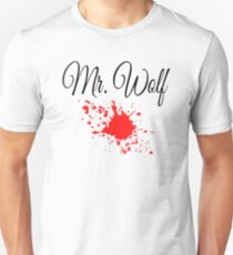 Mr. Wolf - Pulp Fiction T-Shirt