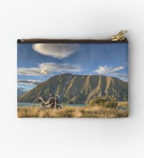 Buell and Ben Ohau at Dusk Studio Pouch
