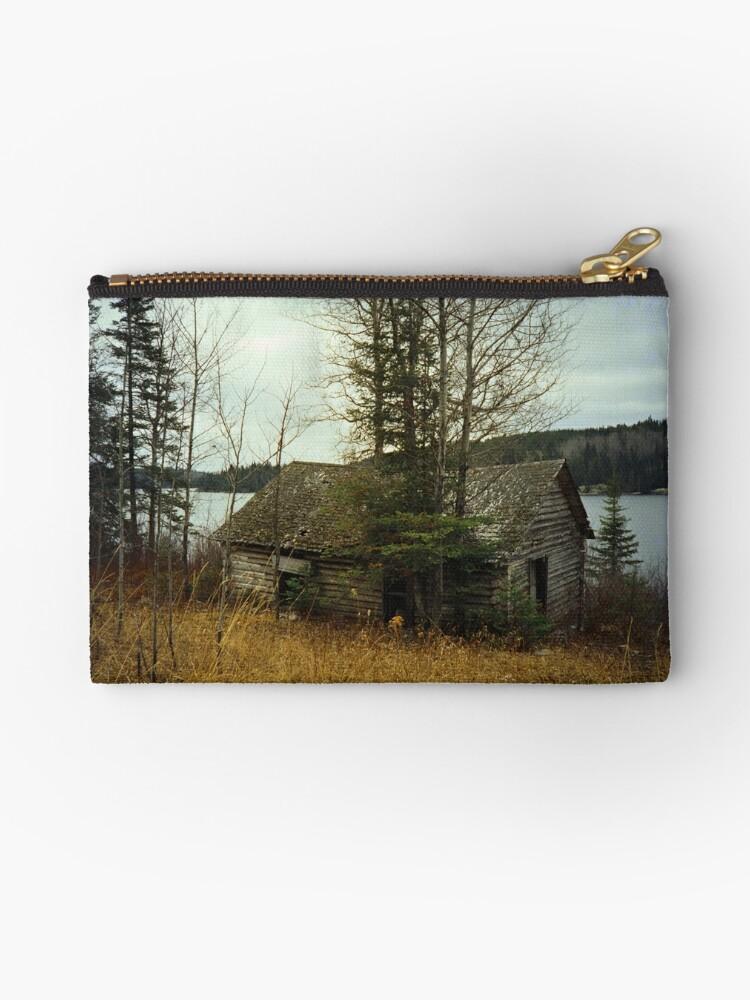 """""""  Trapper's Cabin  """" by fortner"""