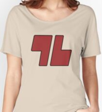 Trainer Red 96 Shirt Women's Relaxed Fit T-Shirt