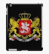 Georgian Coat of Arms Georgia iPad Case/Skin