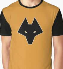 Wolves Head (1980s) Graphic T-Shirt