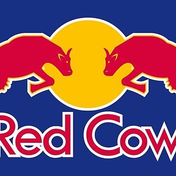 Red Cow by kitrodri