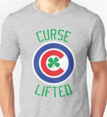 Curse Lifted (Green Clover) Unisex T-Shirt