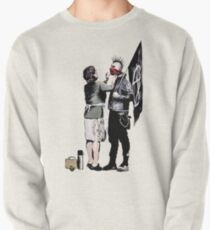 Banksy - Anarchist And Mother Pullover