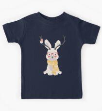 Hipster polar bunny Kids Clothes