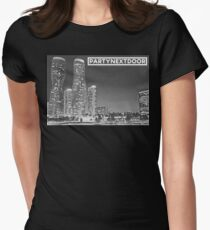 PARTYNEXTDOOR: Mississauga Women's Fitted T-Shirt