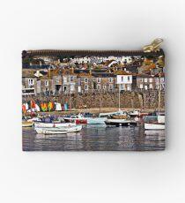 """Cornish Harbours"" Studio Pouch"
