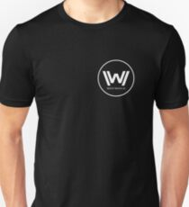 Westworld - Small White Logo T-Shirt