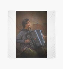 The street musician Scarf