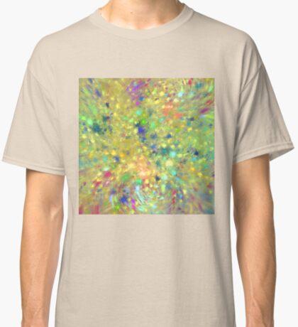 Spring #fractal art Classic T-Shirt