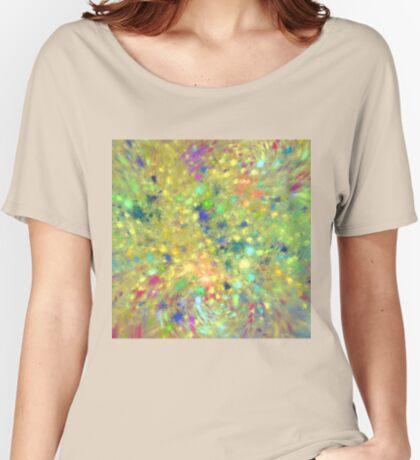 Spring #fractal art Relaxed Fit T-Shirt